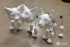 DIY лисицы + Wolf с помощью LimitlessEndeavours