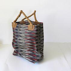 Bayong Ikat Tote Bag Uncovet