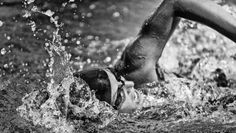 A balanced kicking technique and proper leg strength are two key assets of elite triathletes. Use these sets to develop speed, stamina and strength.