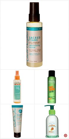 Shop Target for anti-frizz treatments you will love at great low prices. Free shipping on orders of $35+ or free same-day pick-up in store. Beauty Makeup, Hair Makeup, Hair Beauty, Wavy Hairstyles Tutorial, Cool Hairstyles, Frizzy Hair Remedies, Anti Frizz, Grilling Gifts, Natural Hair Styles