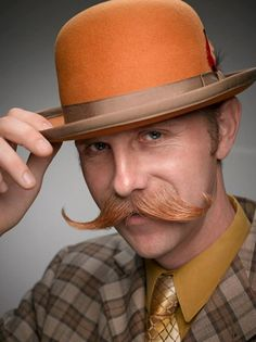 Glorious Highlights from the 2014 World Beard and Moustache Championships «TwistedSifter