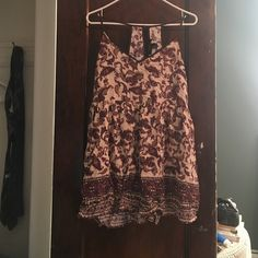 Paisley Tunic Fits xs to medium. Worn once Forever 21 Tops Tunics