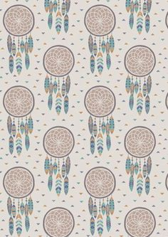 Part of the Lewis & Irene Fabric Range, To Catch A Dream. The design is printed on a quality cotton quilting fabric base featuring metallic highlights. Cotton Quilting Fabric, Modern Fabric, Irene, Sewing Patterns, Weaving, Presents, Dream Catchers, Quilts, Wallpaper