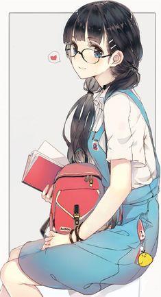 Anime Girl♥️ Character Design