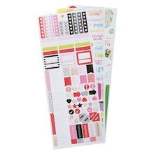 Creative Year Holiday Sticker Book By Recollections™