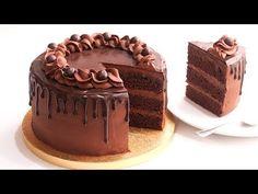 Pepperoni Rolls, Trifle, Pound Cake, Chocolate Cake, Sweet Recipes, Frosting, Fondant, Cupcake Cakes, Bakery