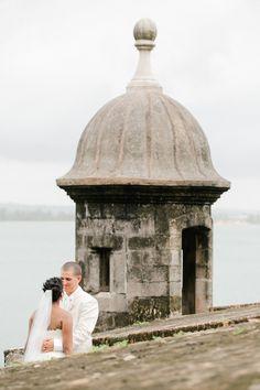 Photography: Vanessa Velez Photography - vanessavelezphotography.com  Read More: http://www.stylemepretty.com/destination-weddings/2014/02/05/intimate-old-san-juan-wedding/