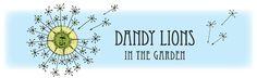 Dandy Lions - nature based craft, gardening activities @ Royal Botanical Garden Sydney