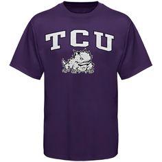 TCU Horned Frogs Short Sleeve Tee