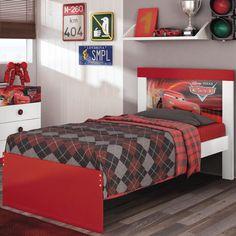 Gostou desta Cama Carros Disney Happy 4a Vermelho - Pura Magia, confira em: https://www.panoramamoveis.com.br/cama-carros-disney-happy-4a-vermelho-pura-magia-7191.html