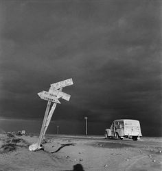 Desert track between El Adam and Trobuk. War Photography, White Photography, Work In Africa, His Travel, Magnum Photos, Travelogue, North Africa, World War Ii, Wwii
