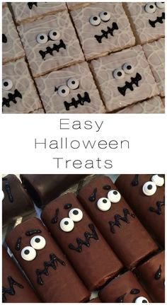 These semi-homemade Halloween treats are a party favorite and super easy to make.