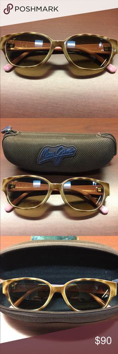2e071569697 Maui Jim Anini Beach Polarized Sunglasses Maui Jim Women s Anini Beach  Polarized Sunglasses Best fitting faces that are small to medium in size as  well as ...