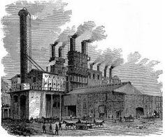 19th century - Industrial Revolution