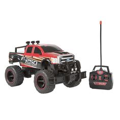 World Tech Toys Remote Control Ford F-250 Super Duty Monster Truck,