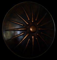 macedonian army phalanx shield