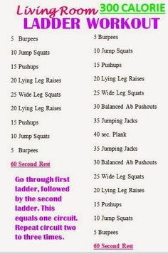 KSfitness: 300 Calorie LIVING ROOM WORKOUT
