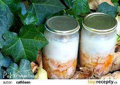 Pavlova, Pillar Candles, Glass Of Milk, Slow Cooker, Food, Essen, Meals, Crock Pot, Yemek