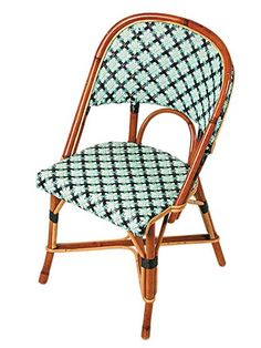 Authentic Bistro Chair Handmade in France