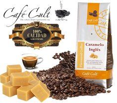 Café Cult Caramelo Toffee. Café Gourmet www.mardete.com