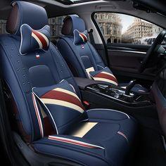 3D Car Seat Cover Car-Covers,Car Styling For Toyota Corolla RAV4 Prius Prado Highlander Sienna zelas verso Mark X Crown