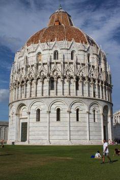 Pisa: Baptisterium