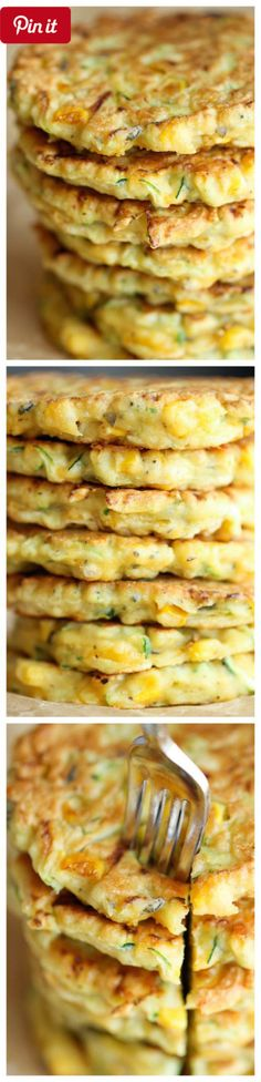 Zucchini Corn Pancakes - Zucchini Corn Pancakes - These easy pancakes are the perfect side dish or appetizer to any meal. And best of all they dont even taste Ingredients Vegetarian Produce tsp Basil dried 1 cup Corn canned or roasted frozen kernels tsp G
