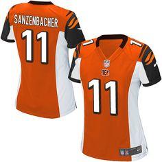 Sanzenbacher, Dane Jersey | Dane Sanzenbacher Jersey - Buy Cincinnati Bengals Dane Sanzenbacher ...