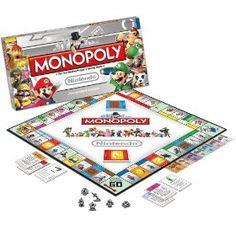 Nintendo Monopoly Game Collector's Edition
