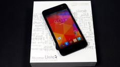 Micromax Unite 2 A106 - Unboxing & Hands On