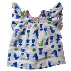 Love the print. Little Girl Closet, Dinosaur Dress, Kids Outfits, Cool Outfits, Living In London, Baby Kids Clothes, Kids Clothing, Kids Dress Up, Sewing For Kids