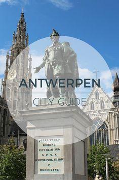A Weekend in Antwerpen - City Guide | littlebigtraveler.com