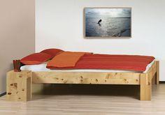 Allnatura Betten einzelbett und doppelbett salerno 03 zirbe allnatura ch moebel