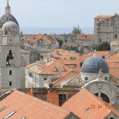 Dubrovnik - the old city