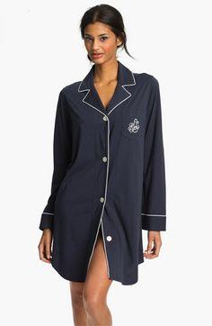 cae4231d02 Lauren Ralph Lauren Knit Nightshirt (Online Only)