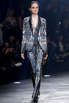Roberto Cavalli Fall 2014. red carpet prediction: solange knowles