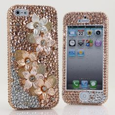 "(( Style # 447)) This Bling case can be made for all iPhone 6 PLUS(5.5"") models. Our professional designers can handcraft a case for you in as little as 2 weeks. Click image for direct link"