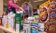 Foodbank Use Is Soaring But The People Using Them Aren't Who You'd Think