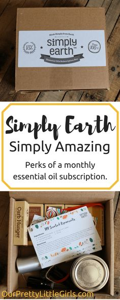 Why you should be saving money with a monthly oil subscription. Simply Earth, Simply Amazing. @fromsimplyearth #ad
