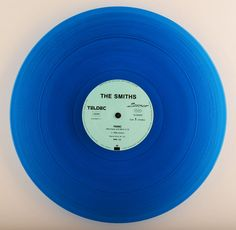 The Smiths – Panic blue vinyl