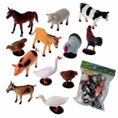 Farm Animals from Windy City Novelties