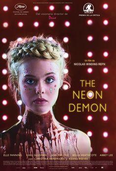 Descargar The Neon Demon pelicula completa en HD Latino:
