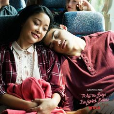 Lara jean Peter kavinsky To all the boys I've loved before Lara Jean, Funny Movies For Kids, Funny Kids, Good Movies, Movie Couples, Cute Couples, Love Movie, I Movie, Films Netflix