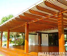 Pergola Ideas For Shade Diy Pergola, Building A Pergola, Outdoor Pergola, Wooden Pergola, Outdoor Rooms, Pergola Ideas, Garden Canopy, Patio Canopy, Wooden Canopy Bed