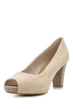 Pantofi,+maro/gri Peep Toe Pumps, Heeled Mules, Peeps, How To Wear, Shoes, Women, Fashion, Moda, Zapatos