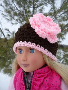 American Girl Doll Clothes  Crocheted by KaraAndMollysDollies, $5.00