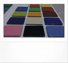 Pilihan warna ACP SEVEN
