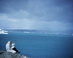 Andrea Maack in Iceland