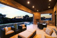Belvedere Lake Travis,  Hill Country Modern Outdoor Living by Zbranek & Holt Custom Homes, Austin and Lake Travis Luxury Custom Home Builder