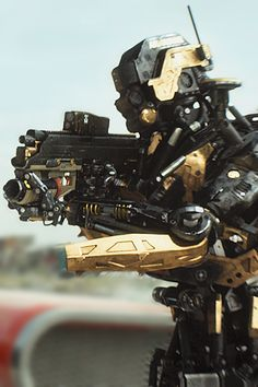Robots to out number Soldiers by 2013